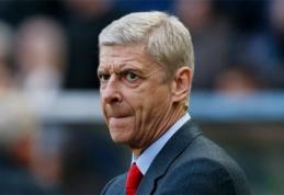 """A.Wengeras: M.Depay'aus įsigijimas nebūtų sustiprinęs """"Arsenal"""""""