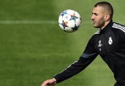 """""""Real"""" prieš """"Juventus"""" turės verstis be K.Benzema paslaugų"""