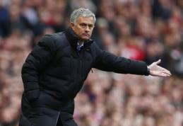 """J.Mourinho: visos komandos nori būti kaip """"Chelsea"""""""