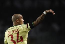 "N. De Jongas pratęsė sutartį su ""Milan"""