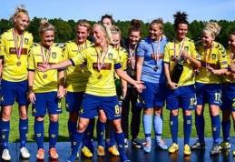 POP: Danijos futbolininkė paviešino itin atvirą komandos nuotrauką (N-18)