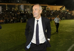"S. Pioli pratęsė sutartį su ""Lazio"""