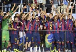 """Svajonių sezonas pasiektas - """"Barcelona"""" triumfavo ir Čempionų lygoje (VIDEO, FOTO)"""