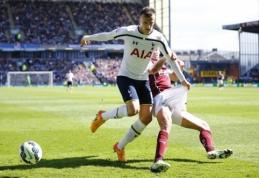 """Oficialu: V.Chirichesas palieka """"Tottenham"""" ir keliasi į """"Napoli"""""""