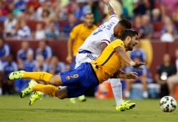 """Barcelona"" po 11 baudinių serijos krito prieš ""Chelsea"" (VIDEO, FOTO)"