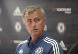 J.Mourinho: Praėjusiame sezone Hazardas buvo geresnis už Ronaldo
