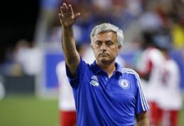 J.Mourinho konkurentus kaltina dėl didelio pinigų švaistymosi
