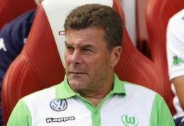 """Geriausiu """"Bundesliga"""" futbolininku pripažintas K. De Bruyne, strategu - D. Heckingas"""