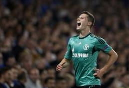 """""""Juventus"""" pasiekė susitarimą su J.Draxleriu"""