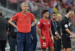 Galvosūkis A.Wengerui: ką daryti su komandos puolimo linija? (straipsnis)