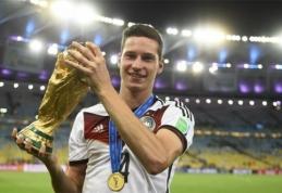 """""""Juventus"""" taikinys J.Draxleris surengė atsisveikinimo vakarėlį"""