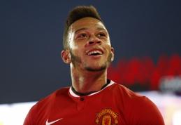 """Draugiškose rungtynėse pergales šventė """"Man Utd"""", """"Barcelona"""" ir PSG (VIDEO)"""