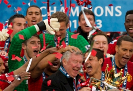 """""""Man Utd"""" - pajėgiausias pastarojo dešimtmečio Anglijos klubas"""