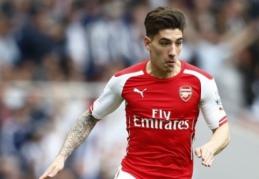 """H. Bellerinas pasirašė ilgalaikę sutartį su """"Arsenal"""""""