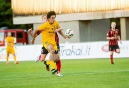 """""""Trakų"""" futbolininkus pasitiko kiprietiškas karštis"""