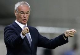 """C. Ranieri netrukus oficialiai taps naujuoju """"Watford"""" vyr. treneriu"""