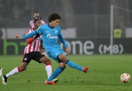 "A. Witselio agentas: derybos su ""Milan"" linksta tinkama kryptimi"