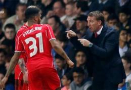 """""""Liverpool"""" bausmė R.Sterlingui: gresia išsiuntimas į rezervinę ekipą"""