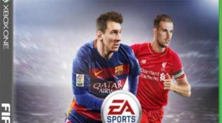 J.Hendersonas nurungė garsius varžovus ir puikuosis ant FIFA 16 viršelio
