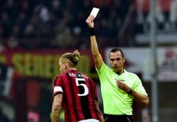 "Oficialu: P. Mexesas dar sezonui lieka ""Milan"" gretose"
