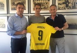 """Oficialu: """"Man Utd"""" paskolino A.Januzajų """"Borussia"""" ekipai"""