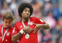 """Oficialu: Dante - """"Wolfsburg"""" klubo žaidėjas"""
