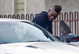 M. Balotelli atvyko į Milaną