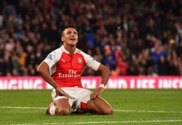"""""""Premier"""" lyga: """"Arsenal"""" ir """"Liverpool"""" dvikova pasibaigė be įvarčių (FOTO, VIDEO)"""