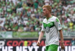 """""""Bayern"""" nesiekia įsigyti K. De Bruyne"""
