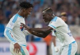 """Michelio debiutas prie """"Marseille"""" vairo pažymėtas įspūdinga pergale"""