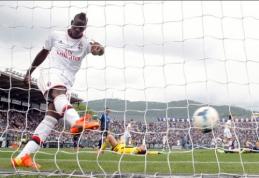 """M. Balotelli – per žingsnį nuo sensacingo grįžimo į """"Milan"""""""