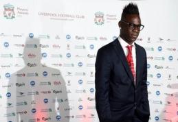 "M. Balotelli gelbėjimosi ratą mes ""Lazio""?"