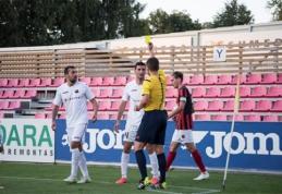A.Veselinovičius: pasitvirtino sena futbolo taisyklė (komentarai)