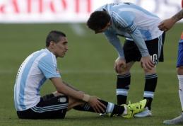 BBC: A. di Maria per artimiausią parą pereis medicininę patikrą PSG klube