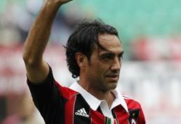 """A. Nesta: """"Milan"""" ir vėl sugrįš į aukštumas"""