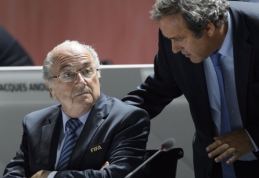 S.Blatteriui iškelta baudžiamoji byla
