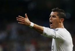 "R. Benitezas: Ronaldo yra ""Real"" Pau Gasolis"