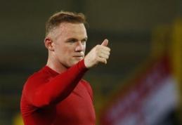 """W. Rooney pasirodys mače prieš """"Southampton"""""""