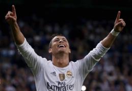 """Prancūzų žiniasklaida: C.Ronaldo po sezono paliks """"Real"""""""
