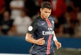 T. Silva: PSG turi geriausius žaidėjus Europoje