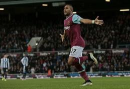 """Pergalę prieš """"Newcastle"""" iškovojęs """"West Ham"""" kyla į penktąją vietą (VIDEO)"""