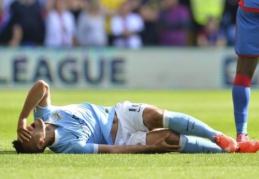 """S. Aguero ir C. Marchisio praleis """"Man City"""" - """"Juventus"""" dvikovą"""