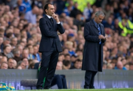J. Mourinho susikivirčijo su R. Martinezu