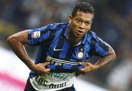 "Karštame Milano derbyje triumfavo ""Inter"" (VIDEO)"