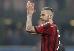 """""""Liverpool"""" ir """"Milan"""" gali apsikeisti žaidėjais"""
