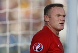 D. Moyesas: Rooney rinktinėje gali žaisti saugu