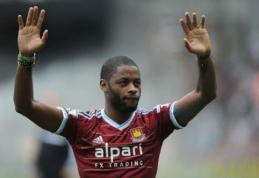 """A. Songas grįžta į """"West Ham"""""""