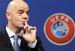 FIFA prezidento rinkimuose UEFA palaikys G.Infantino kandidatūrą