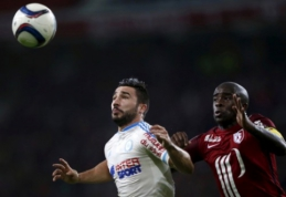"""Prancūzijoje """"Monaco"""" ir """"Marseille"""" šventė pergales, PSG pirmauja prieš """"Saint-Etienne"""""""