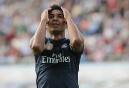 """Casemiro po pergalės prieš """"Celta"""": tai buvo varginančios rungtynės"""